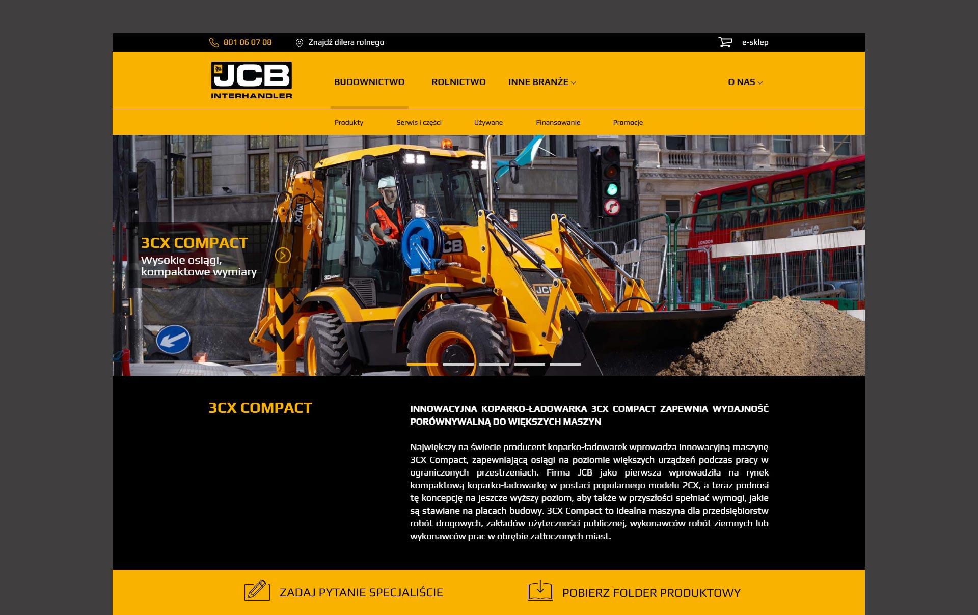 serwis internetowy - projekt